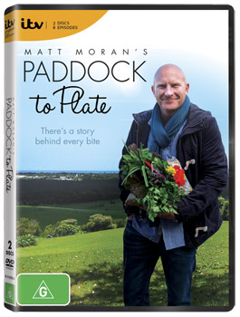 Paddock To Plate DVD