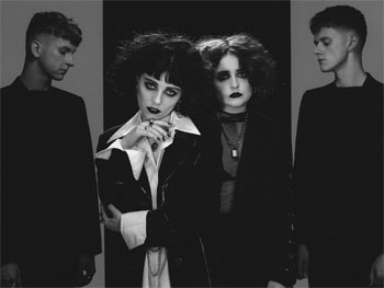 Pale Waves Black