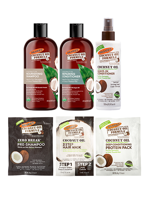 Win a Palmer's hair care pamper pack for you and 2 friends