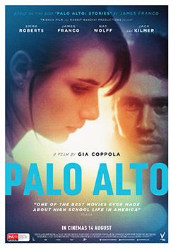 Palo Alto Movie Tickets