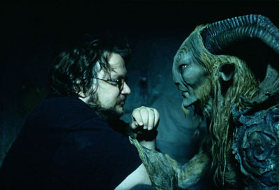 Guillermo Del Toro Pan's Labyrinth Interview
