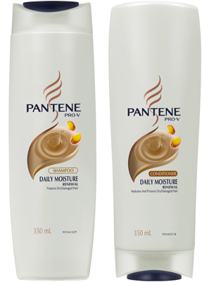Pantene Daily Moisture Renewal is the Secret Shampoo