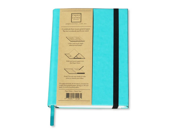 The Paper Saver Notebook