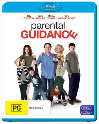 Parental Guidance DVDs