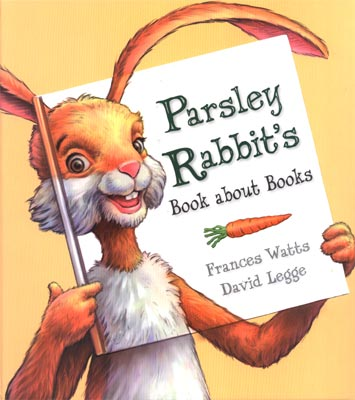 Parsley Rabbit's Book about Books