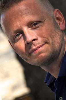 Patrick Ness A Monster Calls Interview