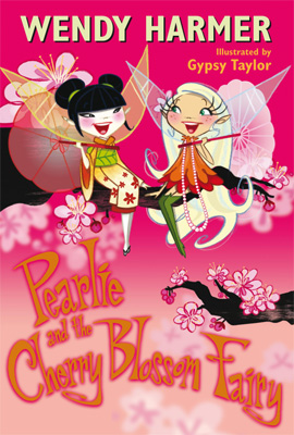 Pearlie and the Cherry Blossom Fairy