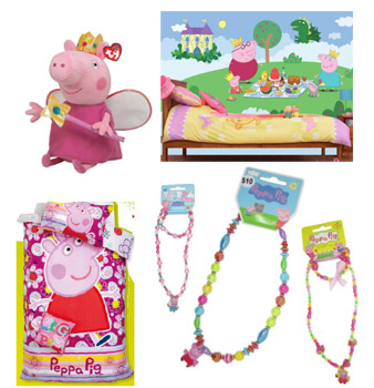 All We Want For Christmas Is Peppa Pig