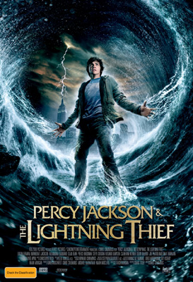 Logan Lerman Percy Jackson and the Lightning Thief Interview