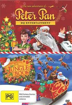 Jungle Book and Peter Pan Christmas Specials DVD