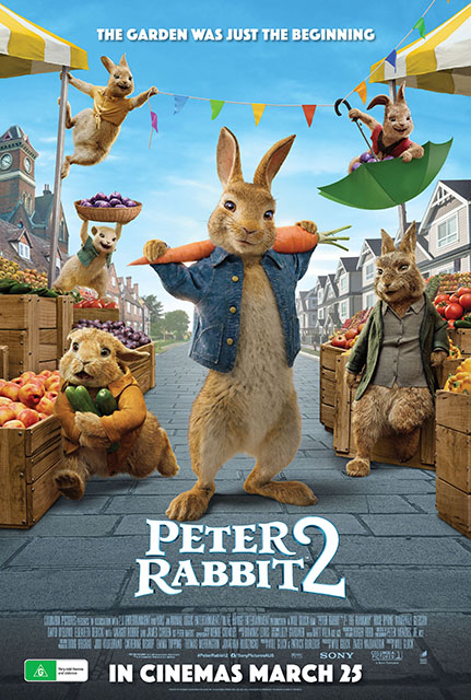 Peter Rabbit 2 Tickets