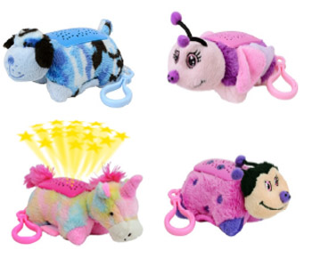 Pillow Pets Mini Dream Lites Characters