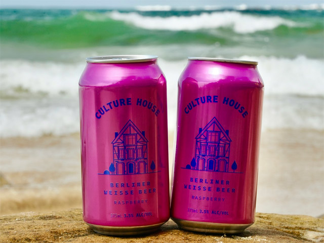 Roll over Rosé – Pink Beer is in!