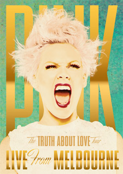 P!NK The Truth About Love Tour DVD Debuts at Number One
