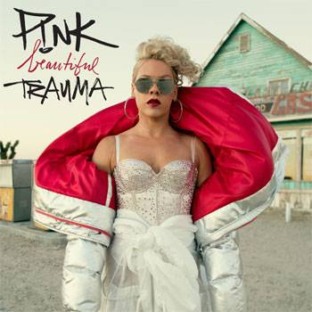 P!NK Beautiful Trauma Released