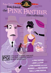 Pink Panther Film Collection, The