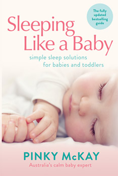 Pinky's Top Tips To Help Your Baby Sleep