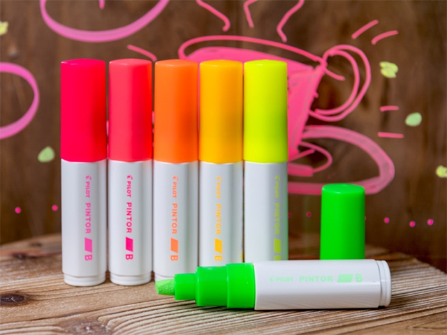 Pintor Neon Paint Markers Sets