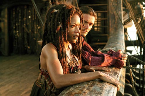 Pirates of the Caribbean at World's End Naomie Harris Interview