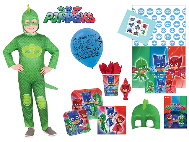 PJ Mask Halloween Costumes