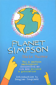 Planet Simpson by Chris Turner
