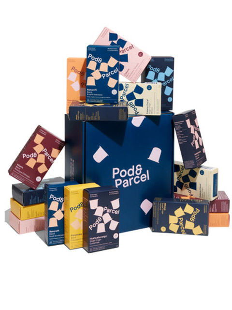 Pod & Parcel Super Sample Value Box