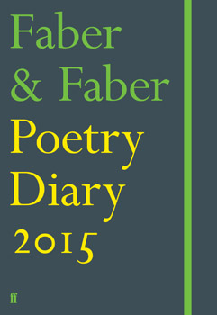 Faber & Faber Poetry Diary 2015