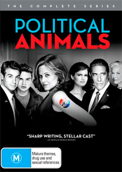 Political Animals Season One DVD