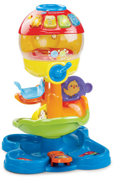 Pop and Roll Ball Tower