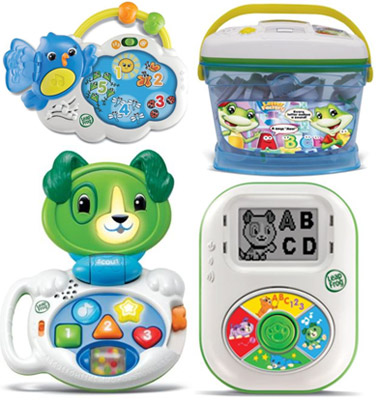Portable Learning Fun with Leapfrog