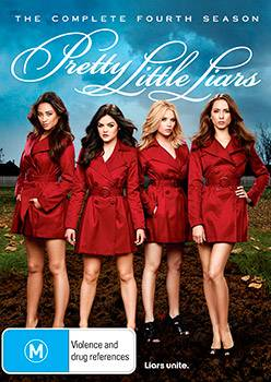 Pretty Little Liars Season 4 DVD