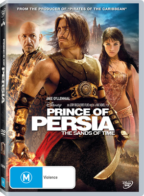 Prince of Persia the Sands of Time Interview Part 2