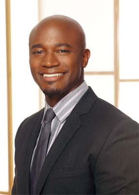 Taye Diggs Private Practice Season Four Interview