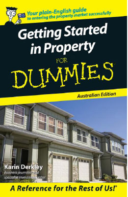 Getting Started in Property for Dummies Australian Edition