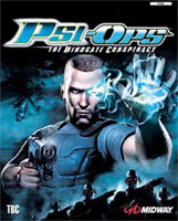 X-Box - Psi-Ops: The Mindgate Conspiracy