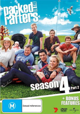 Packed to the Rafters Season Four Part Two DVD