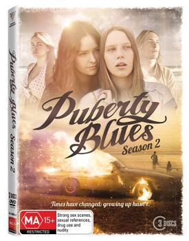 Puberty Blues Season 2 DVD