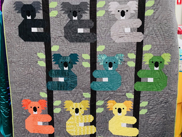 Quilting for Koalas