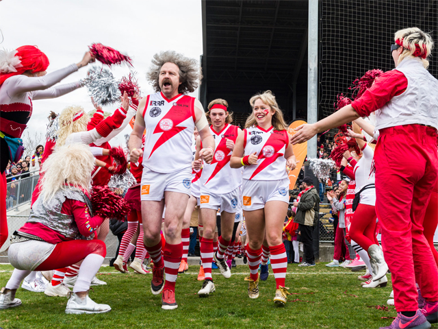 The 2019 Reclink Community Cup