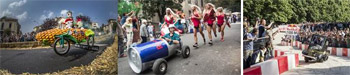 Red Bull Billy Cart Races Into Sydney