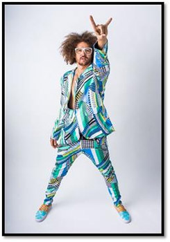 Redfoo Say It In Song