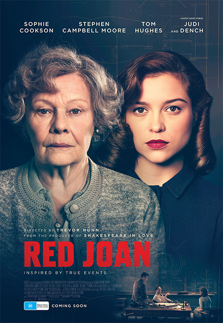 Red Joan Movie Passes
