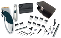 Remington Titanium High Precision Haircut & Grooming Kit