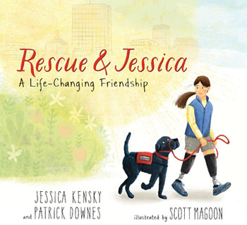 Rescue and Jessica: A Life-Changing Friendship