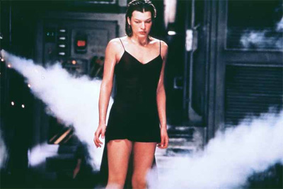 Milla Jovovich Resident Evil Interview