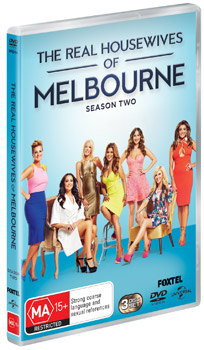 The Real Housewives of Melbourne Season 2 DVD