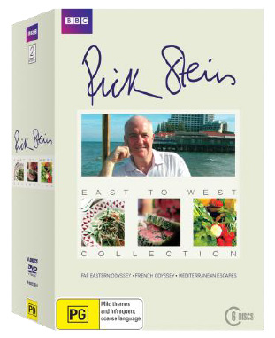 Rick Stein: East to West Collection