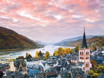 River Cruising in Europe and the USA 2018-2019