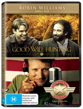 Robin Williams Double Pack DVD