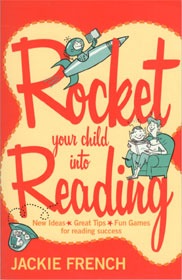 Rocket your child into Reading